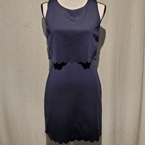 💙 Teeze Me Navy Blue Dress